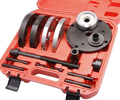16-TLG. Radlager Werkzeug 78mm Abzieher