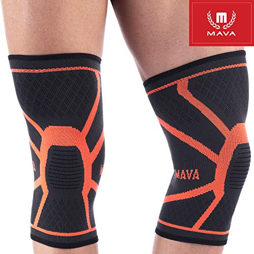 Mava Sports Knee Compression