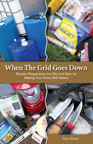 When the Grid Goes Down, Disaster Preparations and Survival Gear For Making Your Home Self-Reliant