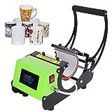 Máquina de la prensa del calor de la taza, Máquina de impresión de transferencia de prensa de calor de taza Máquina de impresión de transferencia de prensa de calor de taza de taza de sublimación(EU)
