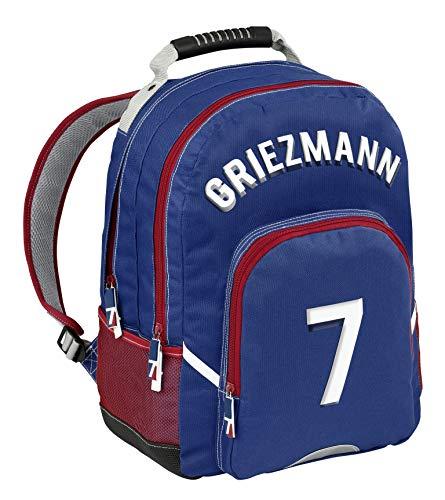 Antoine Griezmann Seven Mochila Infantil 40 Centimeters Azul (Bleu)