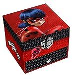 Ladybug Joyero Cajones (Kids LB17026)