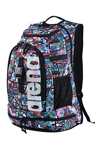 ARENA Bolsa Fastpack 2.2 Allover Kun Sportsack, Einheitsgröße