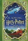 Harry Potter et la chambre des secrets - Illustré par MinaLima par Rowling