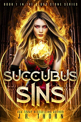 Succubus Sins: A Reverse Harem Romance (Blood Stone Series Book 1) (English Edition)