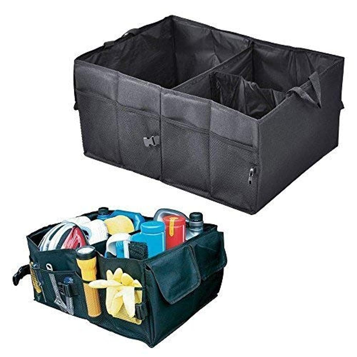 Trunk Organizers Car Boot Tidy Boot Organiser Compartment Foldable Car Tidy Boot Storage Trunk Van Tidy Organiser/Car Boot Bag Storage Pockets Organizer Bags Organisers Car Accessories Boot Storage