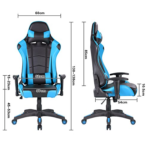 Racing Hochwertiger Bürostuhl Gaming Bild 5*