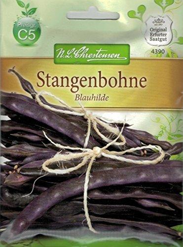 Chrestensen Stangenbohne 'Blauhilde' Saatgut