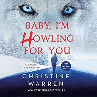 Baby, I'm Howling For You audiobook cover art