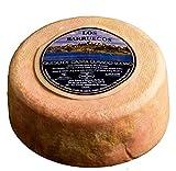 QUESO DE CABRA CURADO 'SUDAO' // Mejores leches de cabra extremeña // Pieza 600 gr aprox // Maduración de 3-4 meses // Marca 'Los Barruecos'. // Envio 24 – 72h.