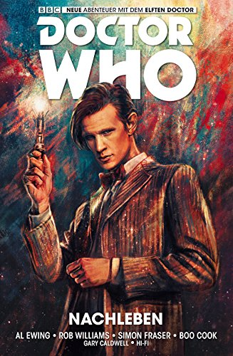 Doctor Who Staffel 11, Band 1: Nachleben (German Edition)