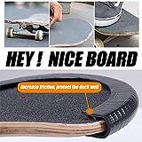 Zoom IMG-2 protezione ponte skateboard 2 pezzi
