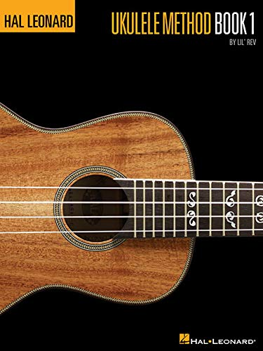 Hal leonard ukulele method book 1 ukulele
