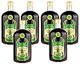 6 Flaschen Ossenkämper Kräuter 1.0 l