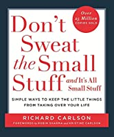 Don T Sweat the Small Stuff India C