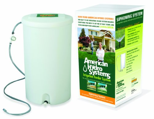 American Hydro Systems 2650 30-Gallon GreenFeeder Siphoning Feeder System for Irrigation Systems
