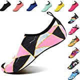 VIFUUR womens unisex-adult VIFUUR-FUwatershoes Water Shoes for Women Kids Men Multi-color Size: 7.5-8.5