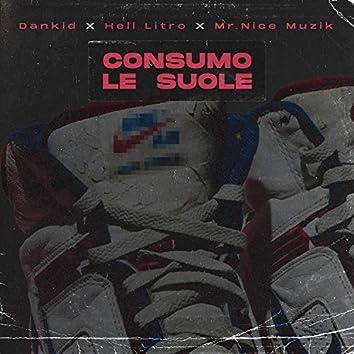 Consumo Le Suole (feat. Hell Litro & Mr.Nice Muzik)