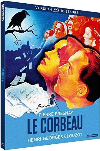 Il corvo / Le Corbeau ( Le corbeau ) [ Origine Francese, Nessuna Lingua Italiana ] (Blu-Ray)