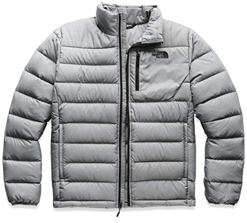 The North Face Men's Aconcagua Jacket, Mid Grey, Small