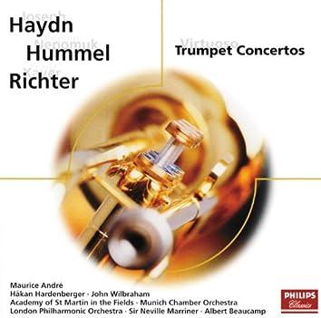 Haydn/Hummel/Richter: Virtuoso Trumpet Concertos
