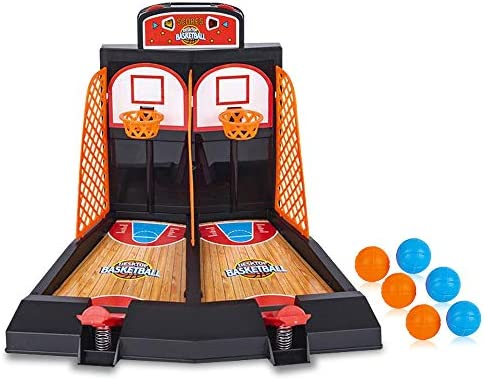 ArtCreativity Desktop Arcade Basketball Game Tabletop Indoor Basketball Shooting Game for Kids product image