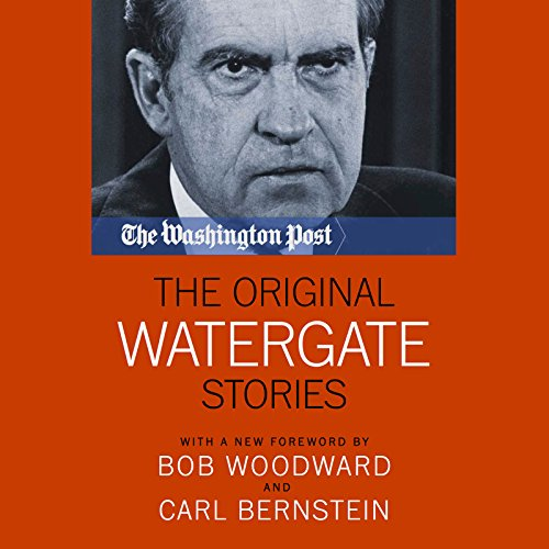 The Original Watergate Stories cover art