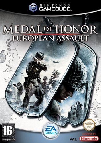 Medal of Honor: European Assault (GameCube) by Electronic Arts