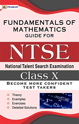 NTSe Fundamentals of Mathematics Scholastic Ability Test (SAT) For Class-X