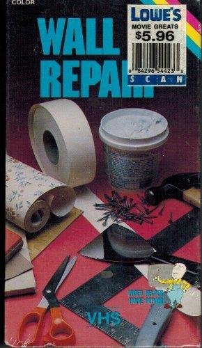 Wall Repair (VHS)