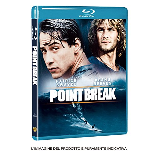 Point break [Italia] [Blu-ray]