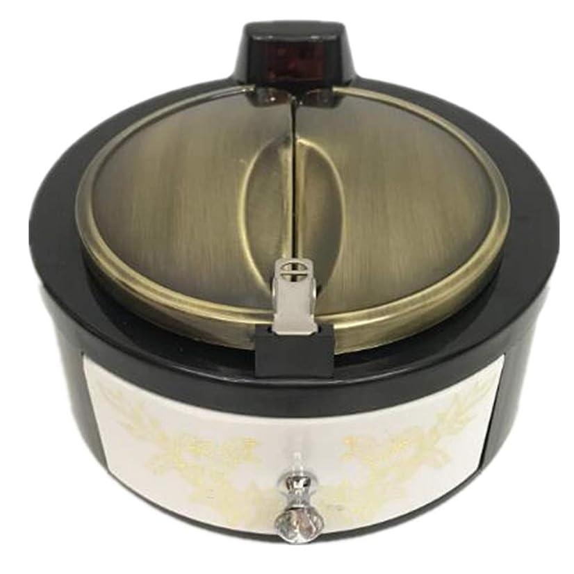 日付付き葉を集める国旗灰皿 ふたの灰皿の多機能の青銅が付いている理性的な赤外線自動誘導スイッチ