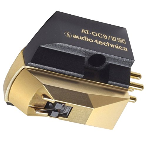 Audio-Technica AT-OC9/III MicroCoil Special Line Contact Turntable Cartridge