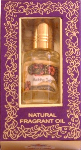 """R-Expo """"song of india"""" natural parfumoil""""buddha delight"""" 10ml"""
