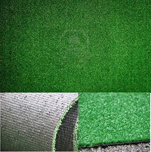 Ricel Sud Tapis en gazon synthétique, herbe synthétique, faux gazon 1 x 10 m