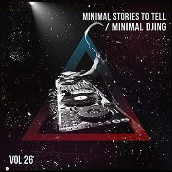 Minimal Djing - Vol.26