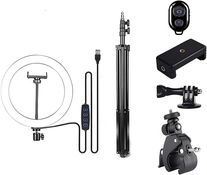 JMSL Video Light Ring Lamp for Shooting Led Big security Super sale Selfi
