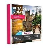 Waynabox Caja Regalo - ¡Ruta de 3 días en Coche para Dos! - con hoteles y Casas Rurales con Encanto - El Mejor Cofre de experiencias para Regalar