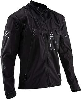 Leatt Brace GPX 4.5 Lite Riding Jacket-Black-L