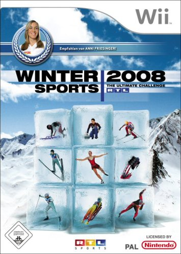 Winter sports 2008 : the ultimate challenge [import allemand]