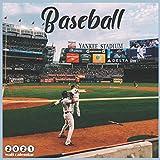 Baseball 2021 Wall Calendar: Official Baseball Sport Calendar 2021, 18 Months