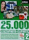 25.000 Photocliparts von Hemera lizenzfrei 2 -