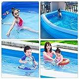 YYGQING Piscina Inflable Rectangular Espesar PVC Pool Pool Bañera Bañera Al Aire Libre Piscina Piscina Adulto Familia Piscina (Color : China)