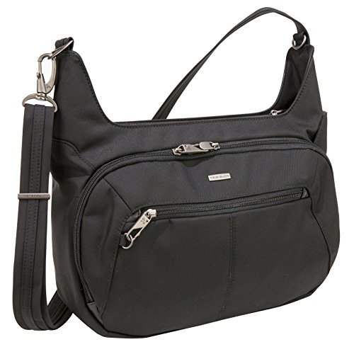 Travelon Anti-Theft Concealed Carry Hobo Bag