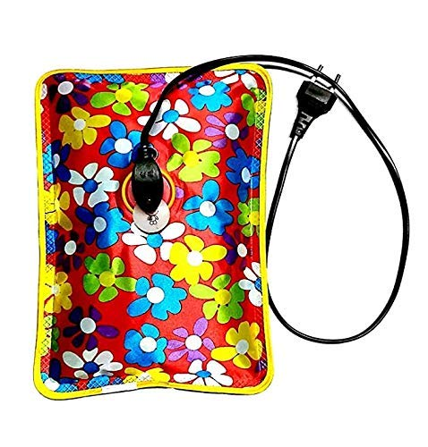 ROLLSTER Heating Gel Pad Hot Water Bag for Pain Relief Electric Heating Bag (multicolor)