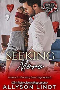 Seeking More (Single on Valentine's Day Book 12) by [Allyson Lindt]