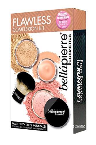 Bellapierre Cosmetics - Set di cosmetici impeccabili, misura media