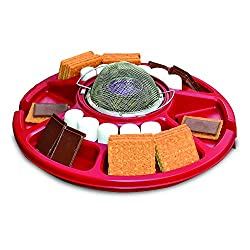 commercial Sterno Family Fun S'mores Maker, Red s mores makers