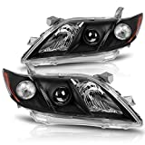 Best Headlights - AUTOSAVER88 Headlight Assembly Compatible with 2007-2009 Toyota Camry Review