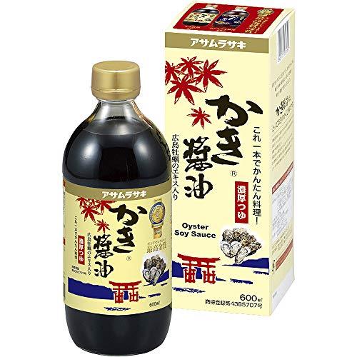 アサムラサキ かき醤油600ml 化粧箱入り KK-01